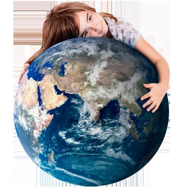 El ahorro de energia, además, contribuye a preservar el planeta